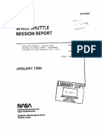 STS-58 Space Shuttle Mission Report