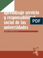Aprendizaje servicio en Universidad