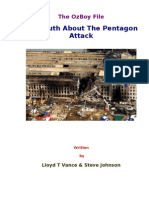 The Truth About The Pentagon Attack