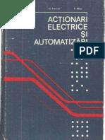 Actionari Electrice Si Automatizari