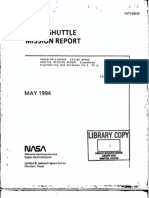 STS-62 Space Shuttle Mission Report