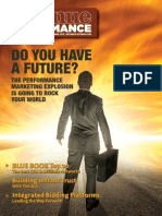 Revenue Performance Magazine, Spring 2011 Edition