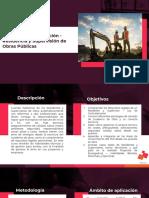 Brochure - Residencia y Supervisión Tedi
