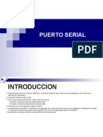 13 Puerto Serial