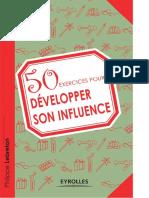50 Exercices Pour Développer Son Influence