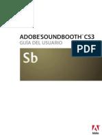 Manual Adobe Sound Booth CS3