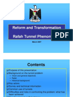 Fatah Gaza Tunnel Doc - Palestine Papers