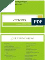 1.- Vectores _ 2° Medio