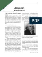 Fundadores ESCUELA DOMINICAL
