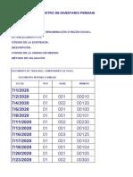 MYPES -METODO PROMEDIOexamen 2