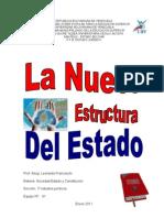 Nueva Estructura Del Estado