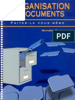 L'organisation de vos documents