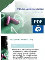 IMD dan Manajemen ASI