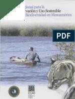 Estrategia Regional de Biodiversidad.