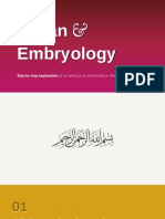 Quran & Embryology