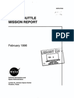 STS-74 Space Shuttle Mission Report