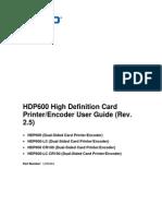 HDP600UserGuide_L000444_Finalized(Rev.2.5_091207)