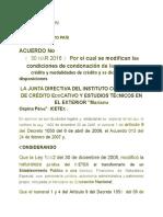 Acuerdo 007marzo302016
