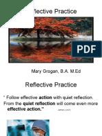 Reflective Practice final 2