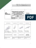 1.2 CH-SERIMAN-PETS-007-002 C1 Cambio de liners en los chute de transferencia CV009-CV010, CH II