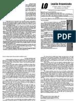 Décima Terceira Edição do Jornal da LO
