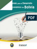 Investigaciones para el desarrollo económico en Bolivia