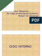 6. Patología del Oido Interno-2009