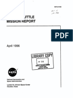 STS-75 Space Shuttle Mission Report