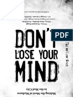 Don't Lose Your Mind