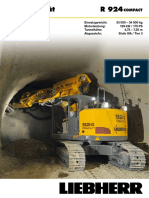 Produktinformation R 924 Compact Tunnel