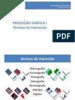 Aula 4 - PG1 Técnicas de impressão