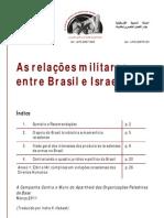 Relatório militar entre Brasil e Israel