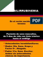 clase hiperbilirrubinemia
