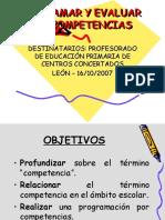 PROGRAMAR Y EV COMPETENCIAS - SANTILLANA