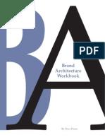 Brand Architecture Workbook