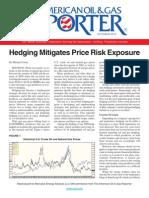 Oil & Gas Hedging Mitigates Price Risk Exposure