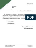 Proiectul de modificare a art. 27 din Legea privind sistemul unitar de salarizare în sectorul bugetar nr.270/2018