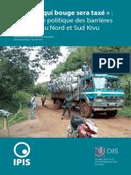1711 DRC Roadblocks French