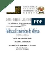 politica economica