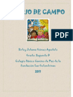 DIARIO DE CAMPO febrero y marzo