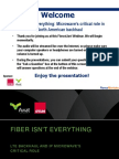 Fiber Isn't Everything Webinar - Fierce Wireless