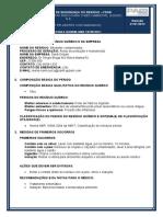 FDSR - Efluentes contaminados