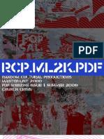 Rcp-ml2k Issue1 Summer 2009