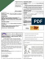3º ANO C - ROTEIRO DE ATIVIDADES 23 A 27-08