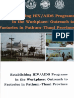 Establishing HIV_AIDS Programs in the Workshop_Outreach