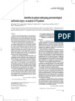 Correia et al_Risk factors for malnutrition, 2001