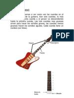 Clases de guitarra uno