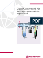 Norgren - Guide to Clean Compressed Air