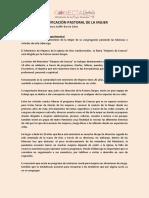 Aprendizaje práctico-experimental tarea  10 mayo 2021