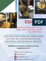 EBOOK GEOTECNIA EM FOCO - MECÂNICA DOS SOLOS NA PRÁTICA-11170809